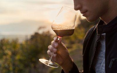 Savoir déguster le vin d'une manière très noble
