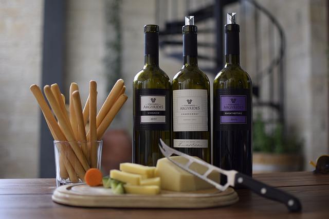 Trouver l'accord parfait entre le vin et le fromage